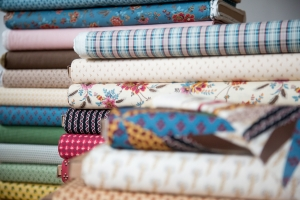 Quilters Guild Launch new Heritage Fabric Range