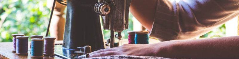Apply for a Creative Bursary from the School of Stitched Textiles.