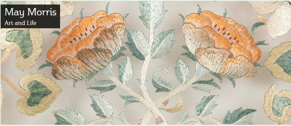 May Morris exhibition event