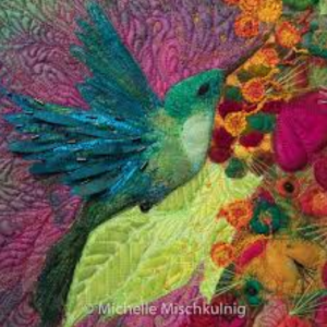 The colour and detail of Michelle Mischkulnigs pieces