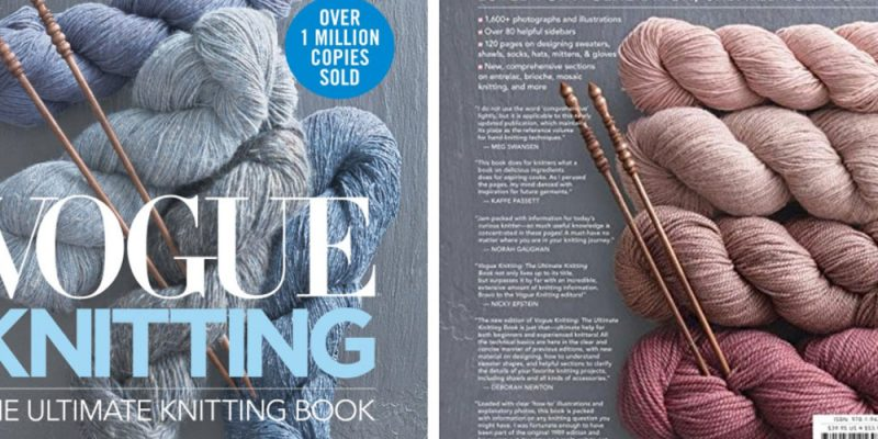 Latest book releases for Stitch Enthusiasts