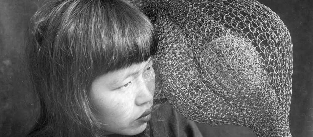 Women in Textiles: Ruth Asawa