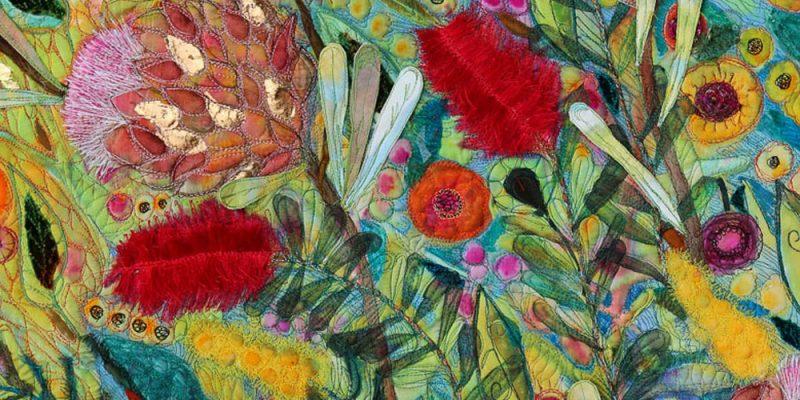 Michelle Mischkulnig on Creating 'A Kaleidoscope of Colour'