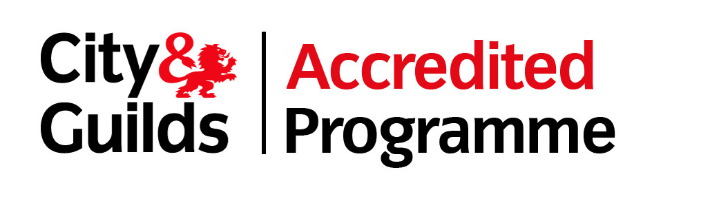 City and Guilds Accredited Programme Logo