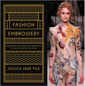 Fashion Embroidery book