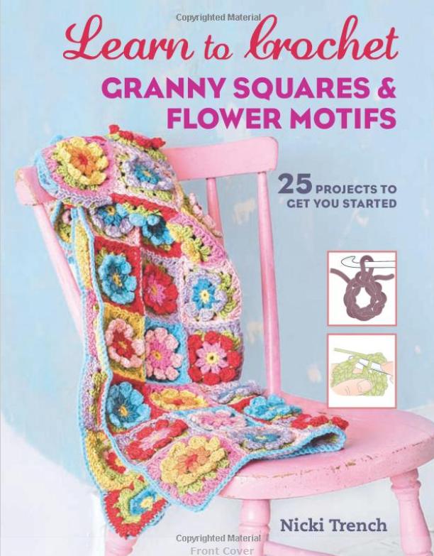 Granny Square Crochet book