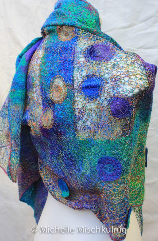 hand stitched garments by Michelle Mischkulnig