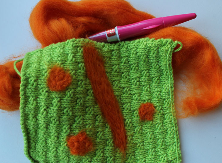 Knitting Overview for our Skill Stage 4 Course