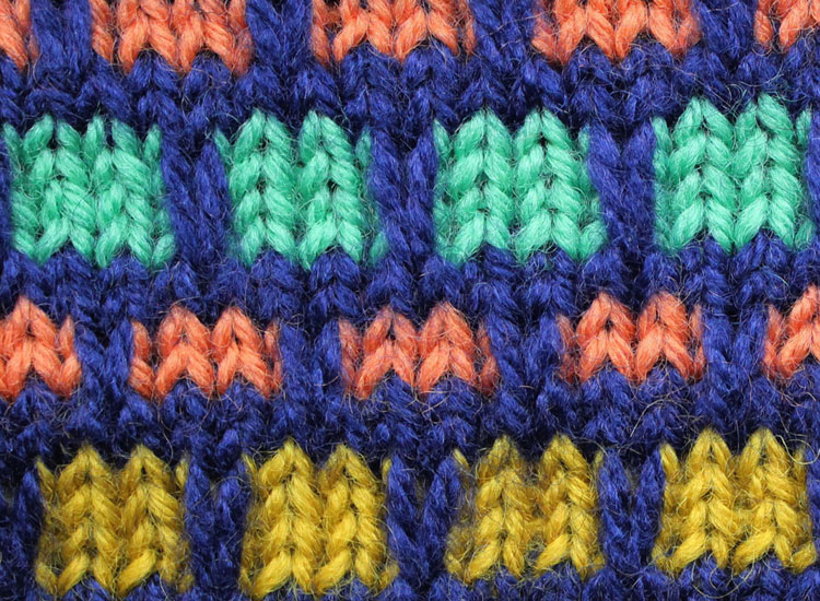Knitting Skill Stage 2 course distance learning City & Guild accredited course