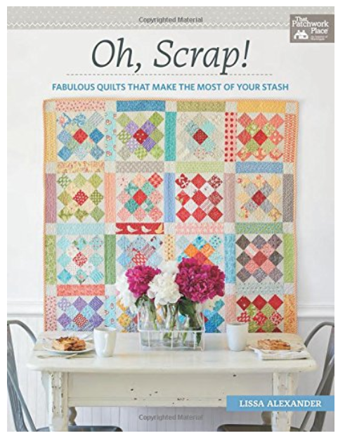 Oh, Scrap! A new book release that we recommend.