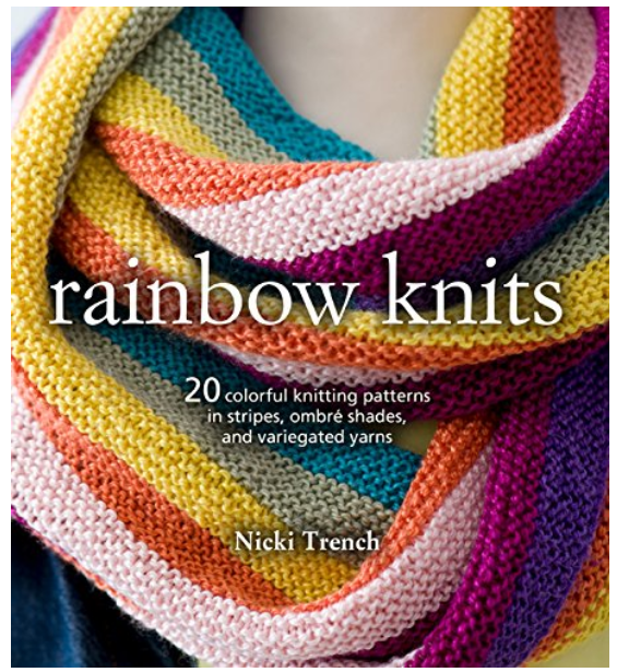 Rainbow Knits book cover