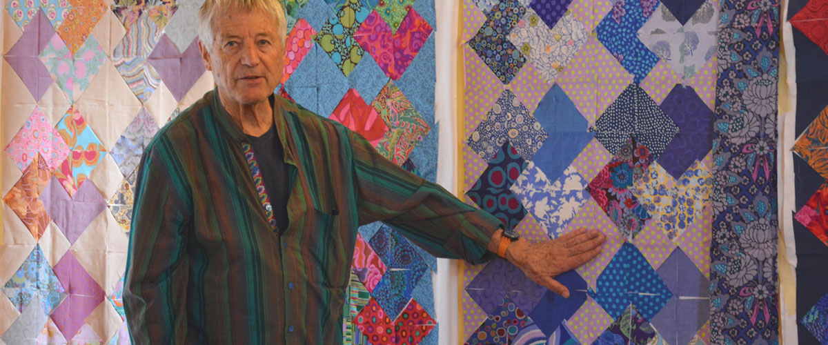 Kaffe Fassett: Creating in Colour