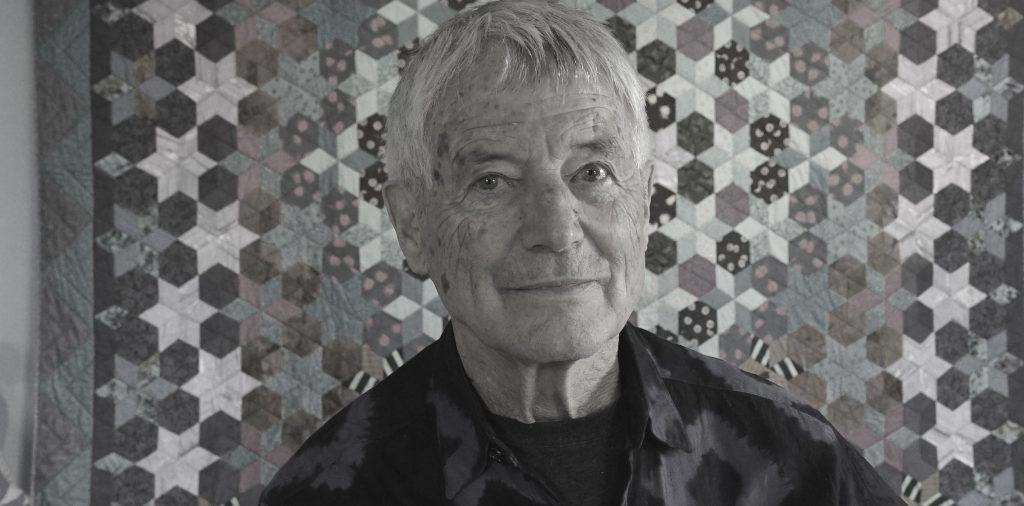 Kaffe Fassett textiles artist.