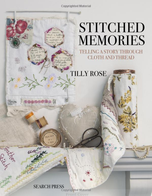 Stitched Memories front cover.