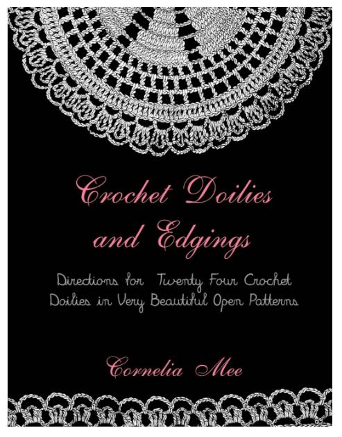 Crochet Doilies front cover