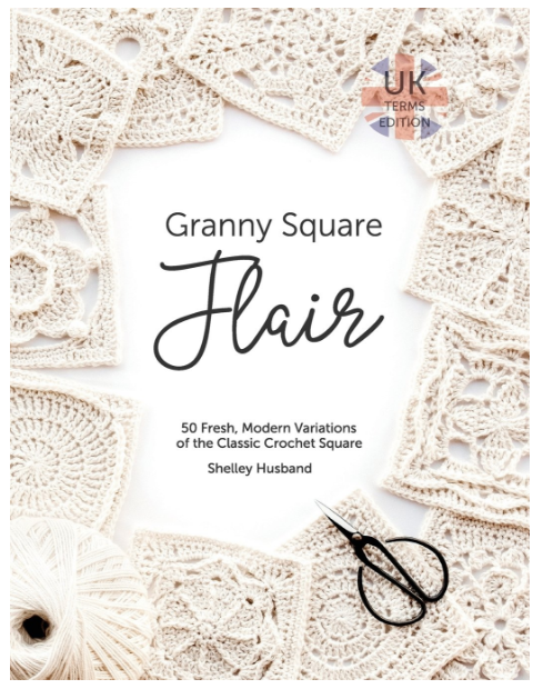 Granny Square Flair front cover