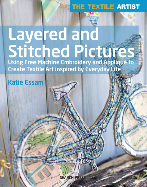 Layered Stitched Images front cover