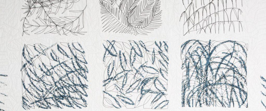 Pauline Burbidge interview with School of Stitched Textiles