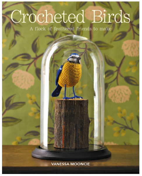 Crocheted Birds Front Cover