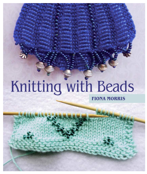 Knitting with Beads. Latest books for textile lovers.
