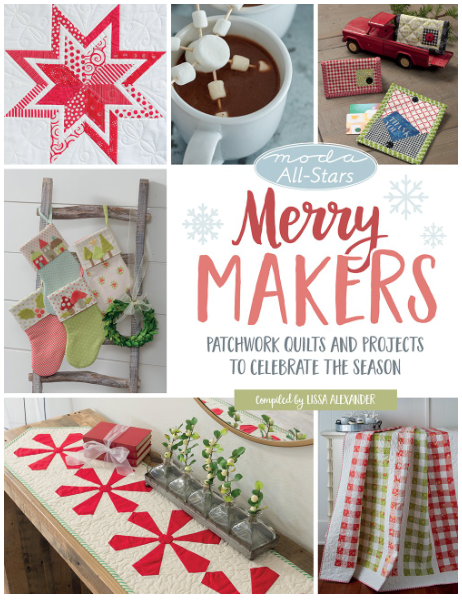 Moda Stars Merry Makers front cover