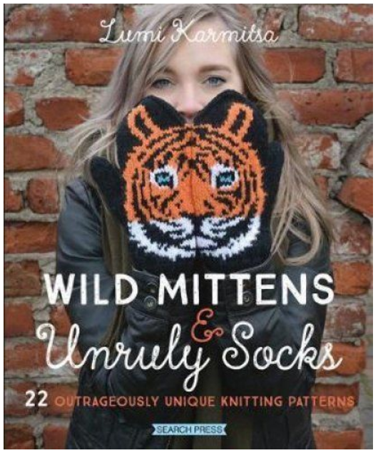 Wild Mitten and Unruly Socks Front Cover