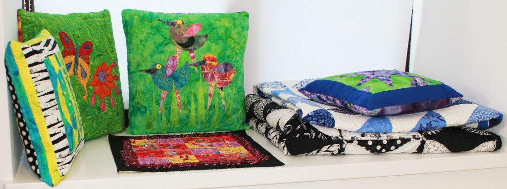 final projects on patchwork beginner course