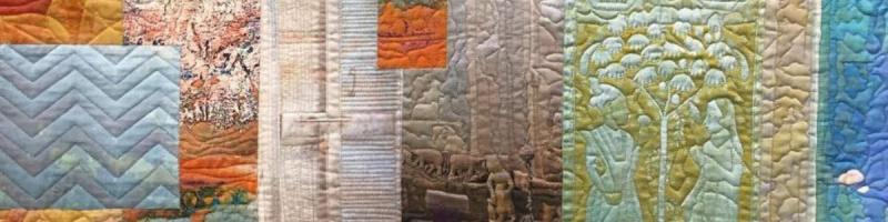Michael James – The Voice of Quilt Art