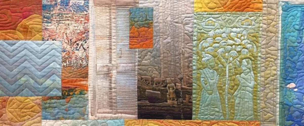 Michael James – The Voice of Quilt Art