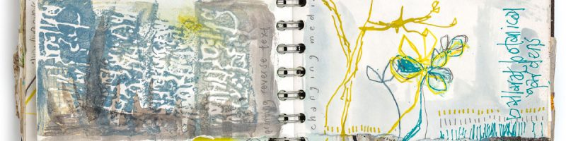 Shelley Rhodes – Exploring the World Through Sketchbook Journals