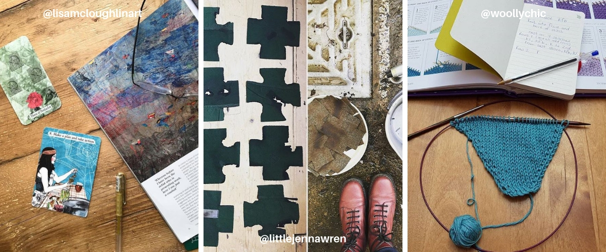 Promote Your Work #MyStitchJourney