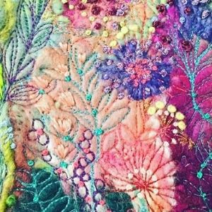 Textiles course for beginners and advanced levels