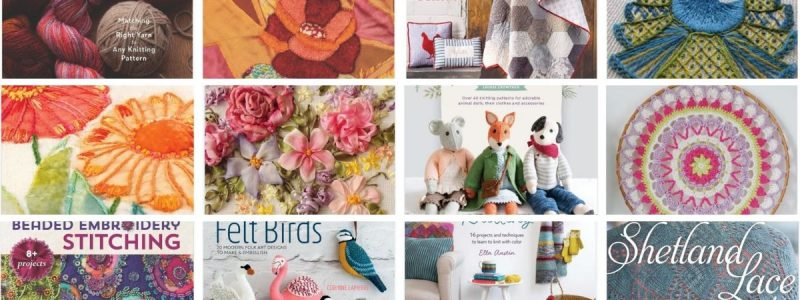 Stitch Craft Books For Stitching Enthusiasts