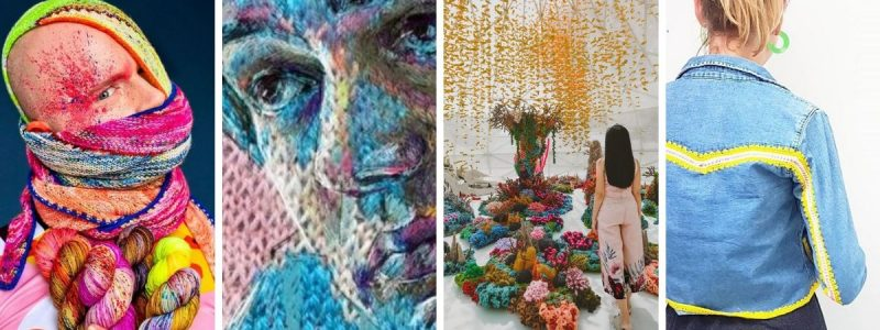 Inspiring knit artists you HAVE to follow