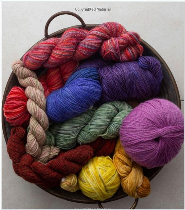 Yarn substitution made easy, inside view