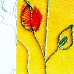 Hand Embroidery skill stage 2 course thumbnail
