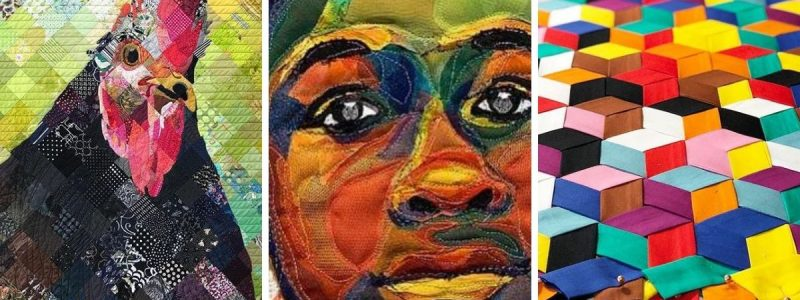 Inspiring Patchwork Quilt artists you HAVE to follow