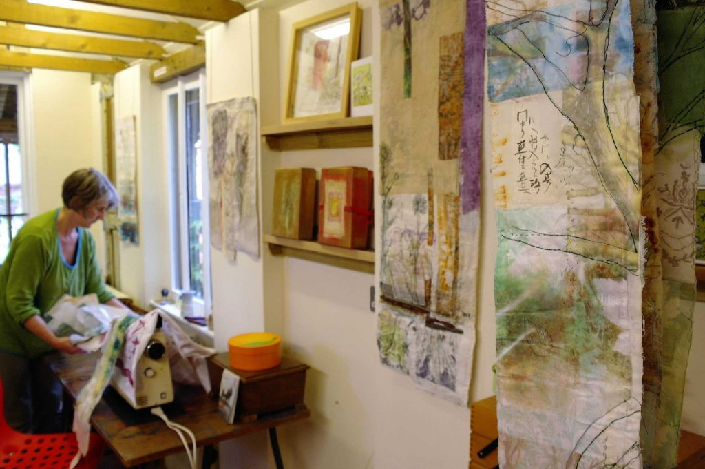 Cas Holme's Studio