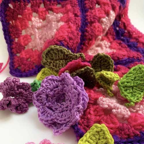 beginner's crochet course