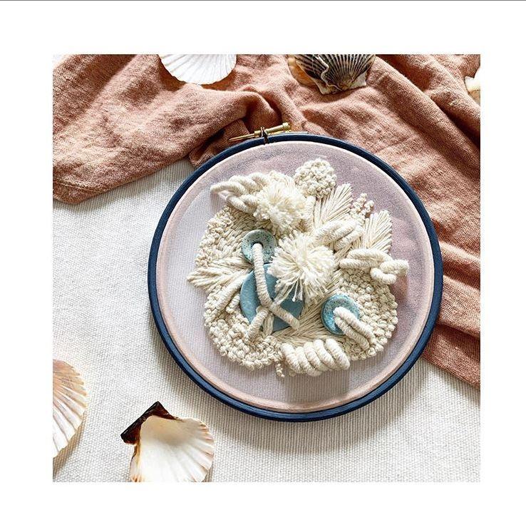 Embroidery by Helen Wilde