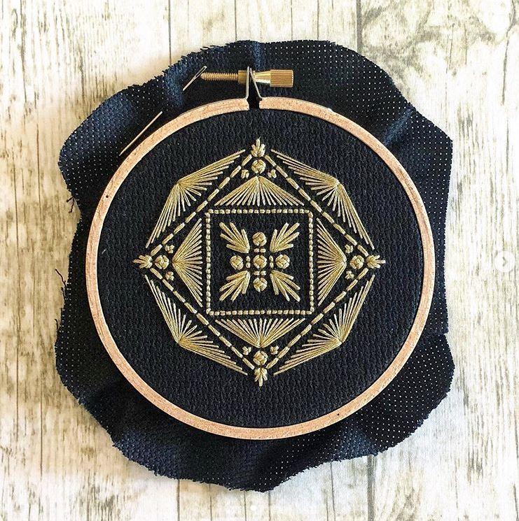 Jennifer Plott Embroidery
