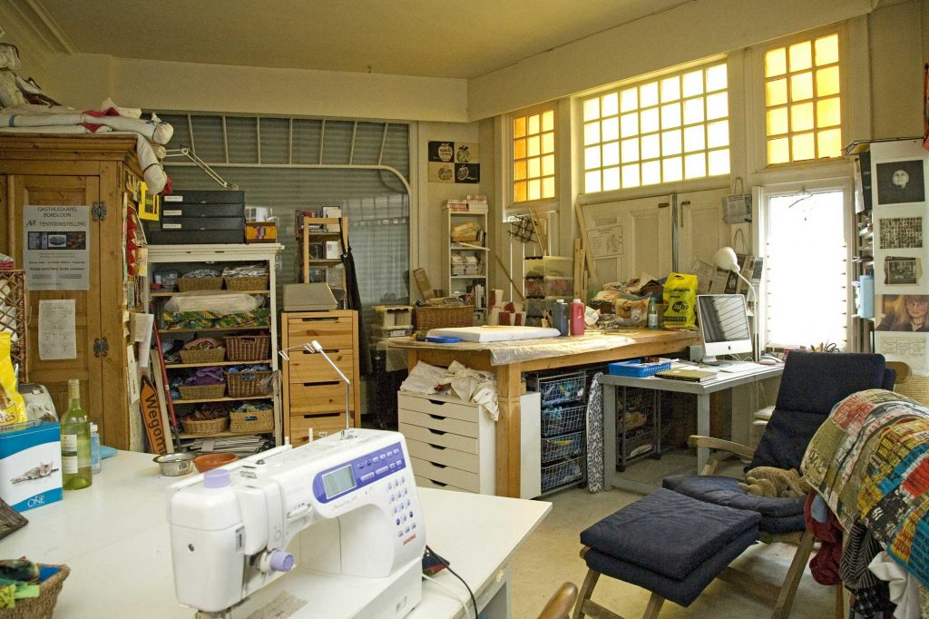 Jette Clover's Studio