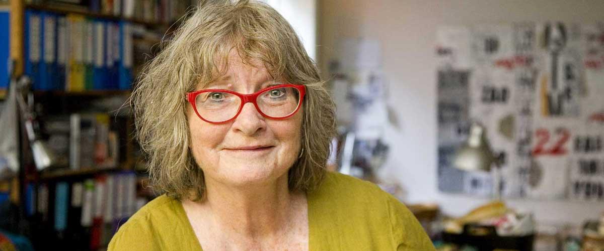 Jette Clover: The Written Stitch