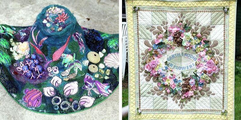 Heather Anne Waller - Textiles