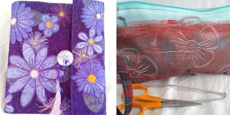 Susan Langford - Textiles