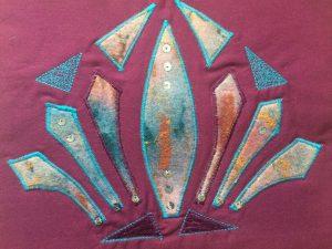 Machine Embroidery graduate design
