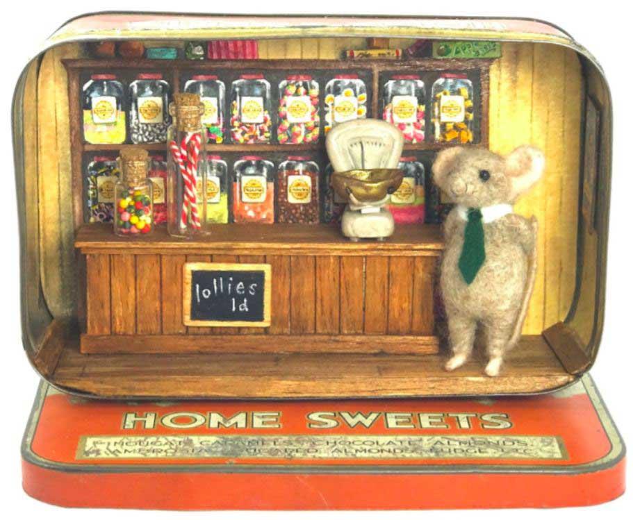 Sweet Tin by Ruth Kid