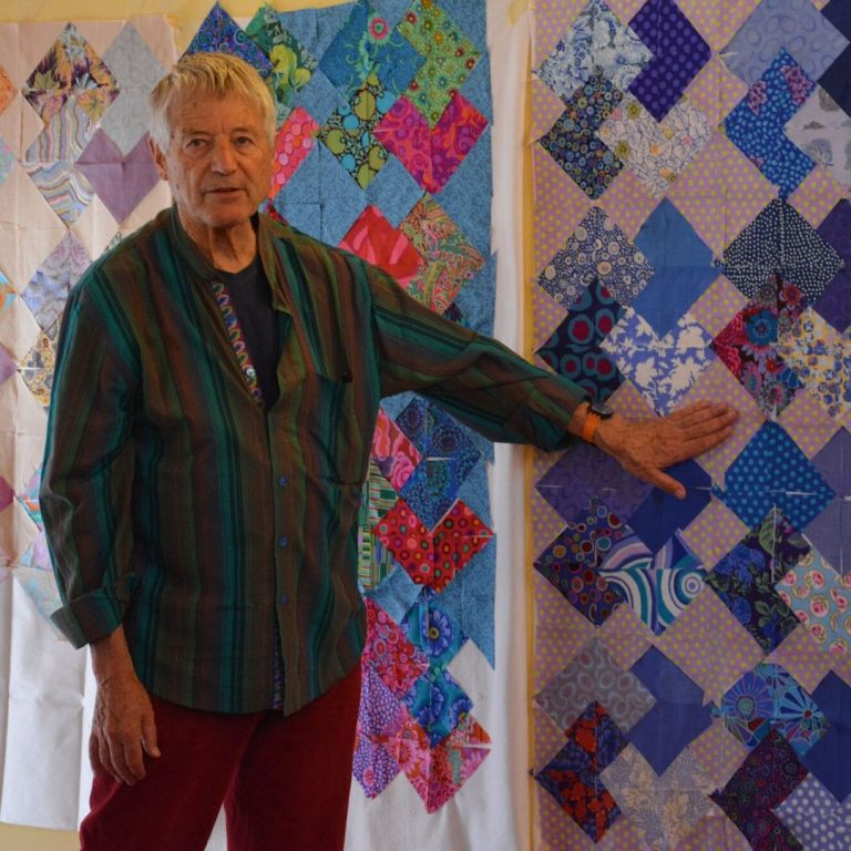 Kaffe Fassett motivational words