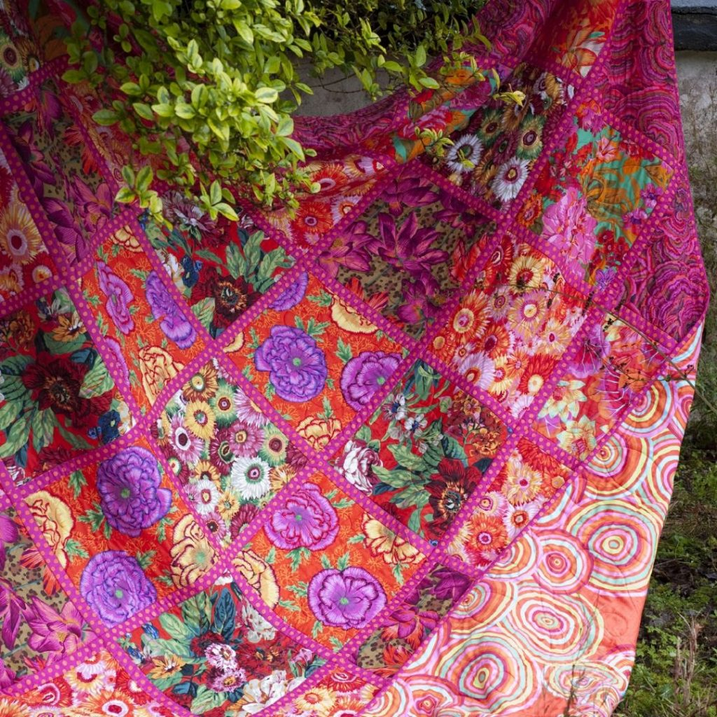 Work by kaffee fassett