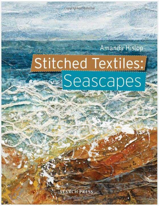 Stitched Textiles Seascapes